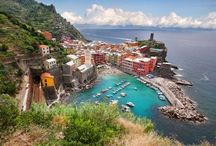 Italia (Liguria/Campania/Toscana…)