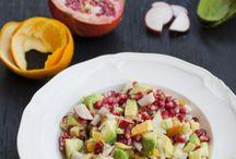 ilove SALADS / vegetables, fruits, salads, ...