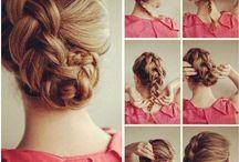Peinados / Peinados por aprender :)