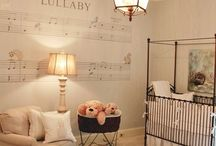 Dream Nursery / Our favorite nursery themes and furniture decor ideas to help your little boy or girl sleep like a baby.