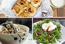 Healthy recipes for two