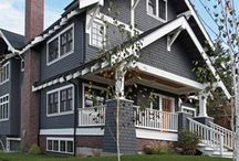 Craftsman Exterior Paint