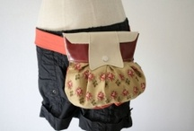 Fanny packs, backpack and backpacks for yoga/ Riñoneras, mochilas y fundas de yoga
