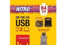 Strontium Unveils OTG USB Drives for Smartphones and Tablets