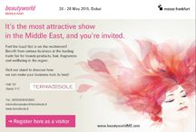 Beauty World Dubai 26-28 may 2015 / Hair and Care