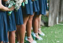 Wedding: Bridesmaid Dresses / by Tricia Smit