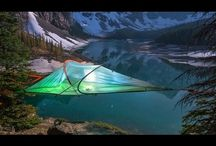 Hammock Tree Tent Camping / Your own portable tree house - Tentsile Hammock Tree Tents will give your camping trips a new dimension and makes nature so much more enjoyable...