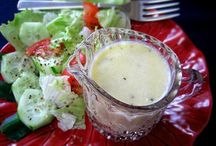 Salads and Dressings / by Beverly Fortier
