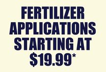 Fertilizer & Organic Fertilizer / http://feedurlawn.com/services/lawn-and-garden-care/