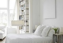 Witte interieurs / Witte interieurs