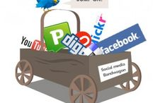 Social Media: Infographics / by Métier