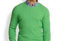 Polo Sweater