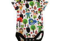 Ropa infantil Potxi bb / Ropa divertida y hecha a mano para niños y bebés, moda con consciencia social.
