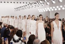 """Sala Bianca 945"" Valentino Haute Couture NY Show"