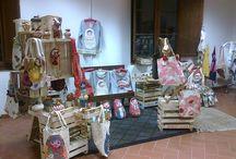 natale 2013 / esposizione presso lo spazio sam sede fondazione artigianato artistico firenze