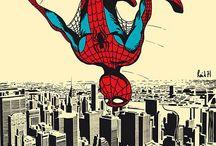 Comic Heros / by Lennin Mendez