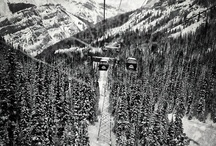 Places to See & Ski: Canada