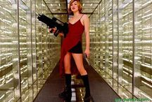 Resident Evil Stuff / by William Hales