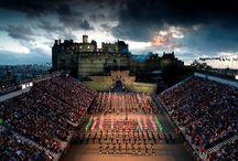 Edinburgh life / A selection of images from the inspiring city of Edinburgh, Scotland.