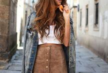 Fashion Trends / Fashion Trends I love