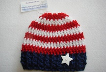 4th of July in the NICU / Red, White and Blue Inspiration for Iowa NICU babies / by The Preemie Project