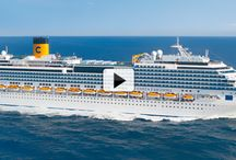 Our Fleet / As the largest European cruise operator, Costa Cruises is able to offer you one of the largest choices of itineraries and ships available today. Every one of our Costa Cruise ships is designed to combine comfort, entertainment and pleasure in unmistakable Italian style.