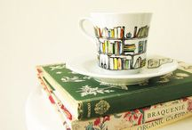 All you need is books and tea