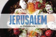 "Tasting Jerusalem / Posts and photos from the Tasting Jerusalem virtual cooking community where we are exploring Middle Eastern cuisine through the lens of ""Jerusalem: A Cookbook"" by Ottolenghi and Tamimi, published by Ten Speed Press / by OMG! Yummy"
