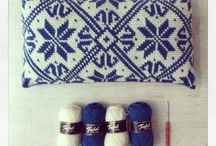 Christmas knitting / Super ideas to get those needles twitching for the festive season!
