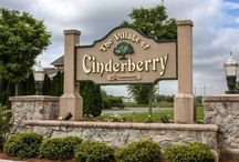 The Village of Cinderberry-Georgetown, Delaware / The Village of Cinderberry is tucked away in a quiet location but just a quick drive to the beaches, medical facilities, shopping and more, this charming community of single-floor residences is sure to please.