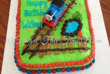 Ezzie's 2nd birthday! / by Jessalyn Guth