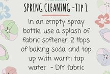 Spring Cleaning Tips! / Visit www.facebook.come/Time4Sleep to keep up-to-date with our top tips for spring cleaning this March :)