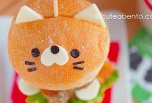 Cute Food / by Rada Cutlery