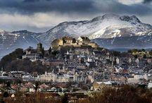 Anglie a Skotsko