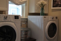 Homes - Laundry Area