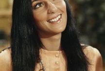 Cher longhair hippie