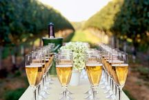 a vineyard wedding.