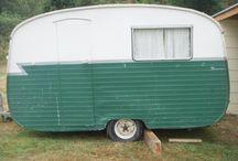 Peggy the zephyr caravan