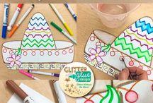 Cinco de Mayo Crafts & Activities