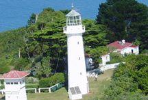 Lighthouses / NZ Lighthouses