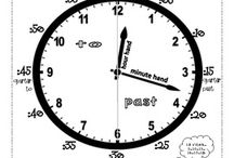 Uhr lernen