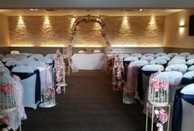 Venue Styling / Photos of our work. Quality products at great prices.