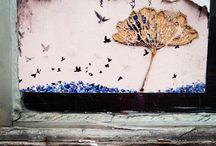På min vei så møtte jeg.... / Alt fra en bitteliten snegle til et kjempestort hus, en gammel rustikk såle til en fargesprakende pus...
