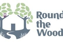 Round the Woods pins