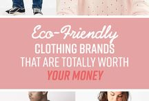 Earth Friendly Fashion / Up-cycled fashion is fun AND good for the environment