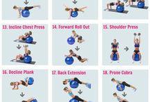 Bal workouts