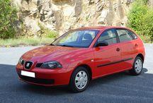 Seat Ibiza 1.9 sdi 5p.2003 100000km...3990 Eur.