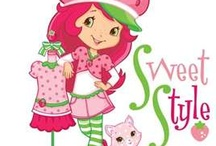 Strawberry Shortcake / by Sherri Sams