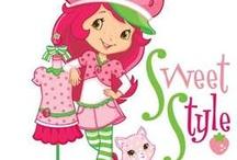 Strawberry Shortcake / by Sherri Sams