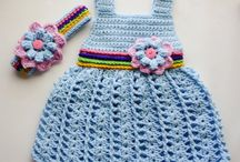 Crochet for babies / by Anita Gillyard